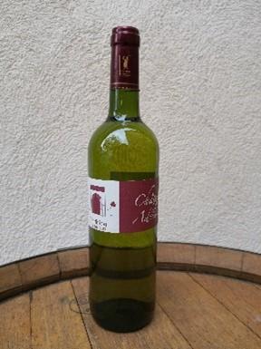 Cuvée tradition blanc sec - Château Adélaïde