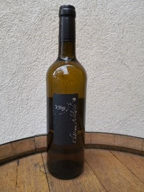 Cuvée Voltige blanc sec - Château Adélaïde