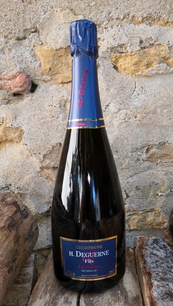 Champagne H.Deguerne – La Divine «Premier Cru»