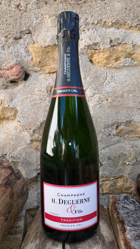 Champagne H.Deguerne – Brut Tradition «Premier Cru»