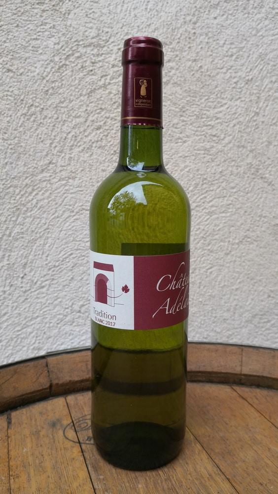 Château Adélaide – Tradition blanc sec – AOC Gaillac