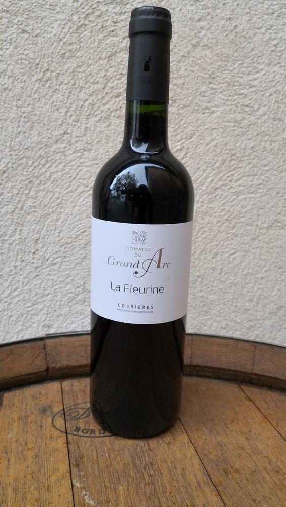 Domaine du Grand Arc – La Fleurine – AOP Corbières